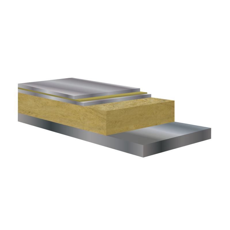 Marine A60 Sound Floor - Steel